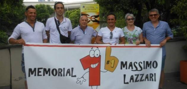 Cremona Memorial 'MASSIMO LAZZARI 2019' il 18 maggio