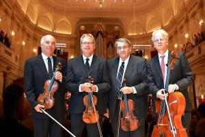 MDV Cremona Fine Arts Quartet ospite dal 25 al 28 maggio