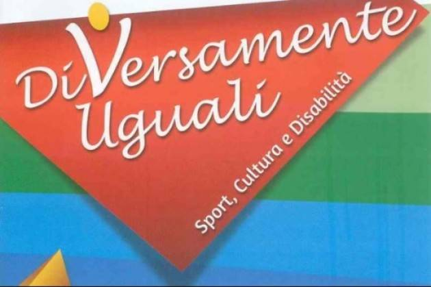 Cremona DiVersamente Uguali  Tre incontri sulla disabilità il 9, 10 e 12 maggio