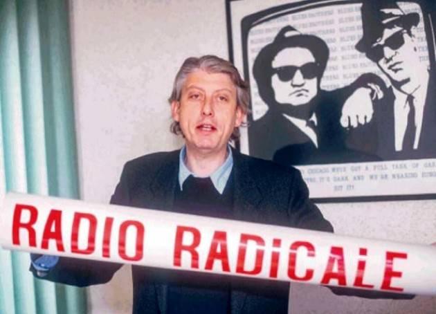 Continua lo sciopero della fame per la vita di Radio Radicale. Le nuove adesioni.