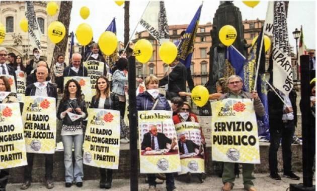 L'ECOATTUALITA' L'appello per salvare Radio Radicale