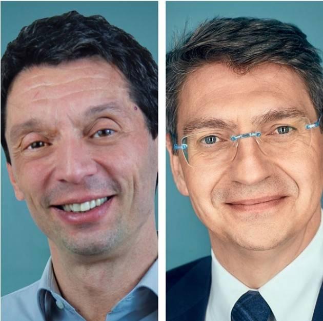 Giovedì 9 maggio il Sindaco Gianluca Galimberti incontra il Sindaco di Brescia Emilio Del Bono