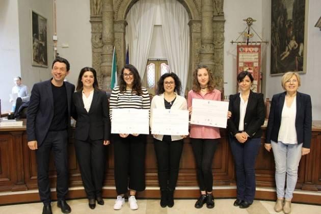 """Premiazione Concorso """"Gherardo da Cremona"""": vittoria tutta al femminile"""