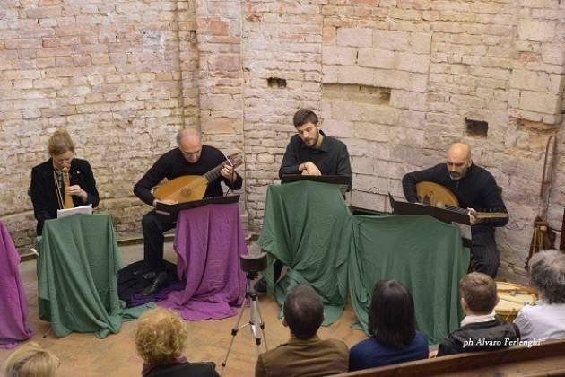 Microfestival di Musica Antica e Teatro: sabato 11 maggio il secondo appuntamento