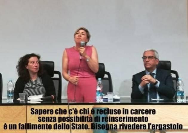 FIAMMETTA BORSELLINO: ECCO COME SI SCONFIGGE LA MAFIA E L'ANTIMAFIA (Carmelo Musumeci)