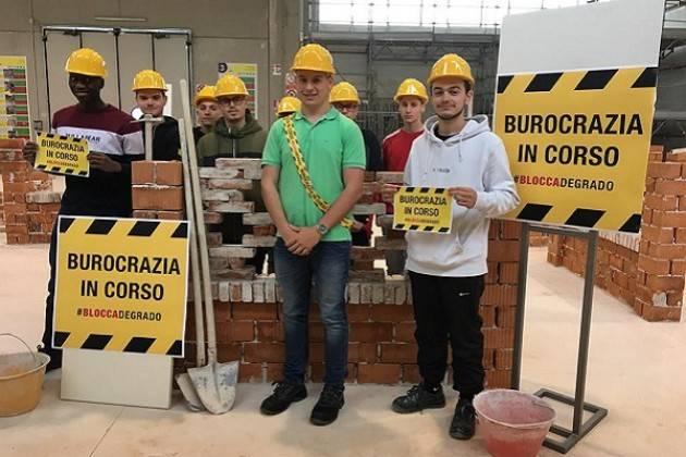Anche Ance Cremona aderisce alla campagna #BLOCCADEGRADO