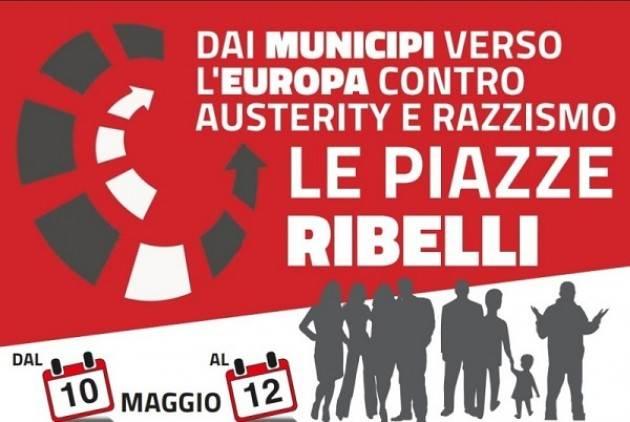 """Cremona Cambia Musica aderisce all'iniziativa """"Le Piazze Ribelli"""""""