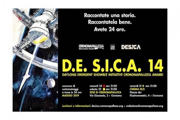 A Cremona torna il concorso D.E. S.I.C.A. di Cremonapalloza