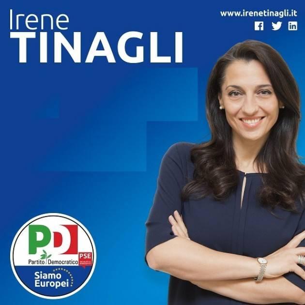 Partito Democratico Crema Incontro sull'Europa con IRENE TINAGLI il 15 maggio
