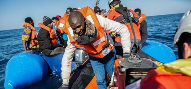 Pianeta Migranti. Reato di salvataggio significa condanna a morte in mare.