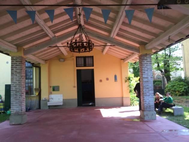 Cremona Terminati i lavori al Centro Civico di Bagnara Galimberti soddisfatto