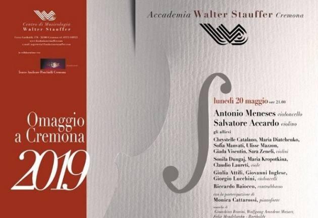 Omaggio a Cremona 2019