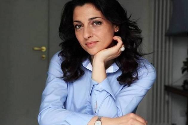 Irene Tinagli, candidata PD alle Europee, a Cremona il 15 maggio