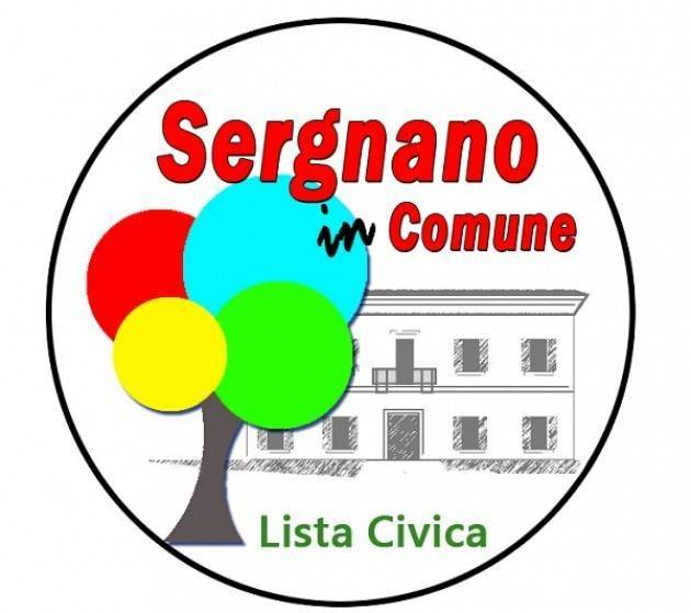 Sergnano in Comune: presentazione del programma amministrativo 2019-2024