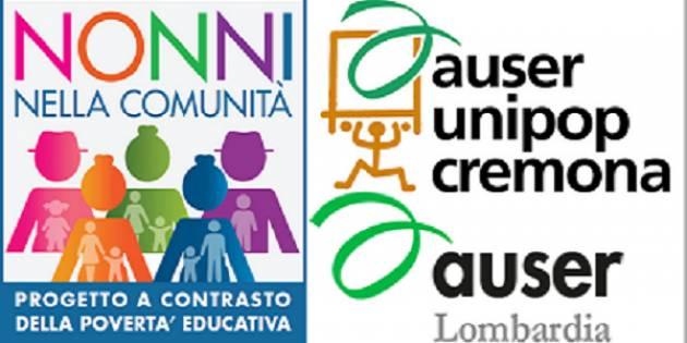 Nuovi incontri di Auser Unipop Cremona per il progetto Crescere Insieme