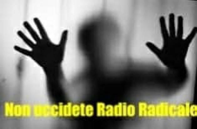 Non uccidete Radio Radicale di Carmelo Musumeci