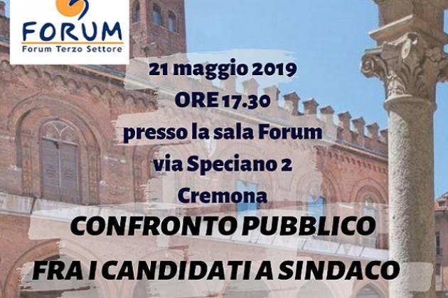 Candidati Sindaco Cremona: un confronto pubblico il 21 maggio