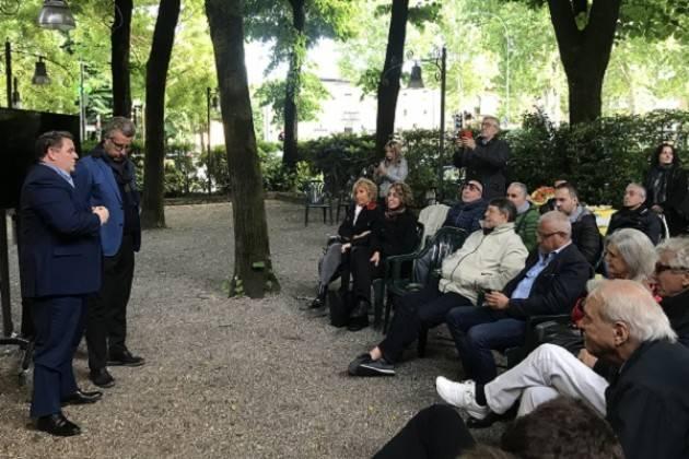 """Presentazione di Federico Zamboni, candidato della lista """"Viva Cremona"""""""