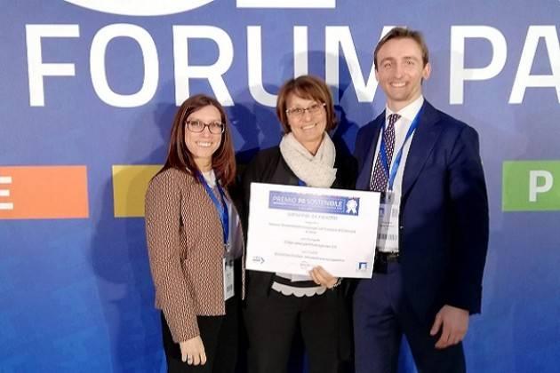Al Comune di Cremona il Premio PA Sostenibile - II Edizione