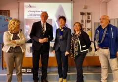 Padania Acque Cremona presenta 'Drinking Water Report' con il Liceo 'G. Aselli'  (Video G.C.Storti)