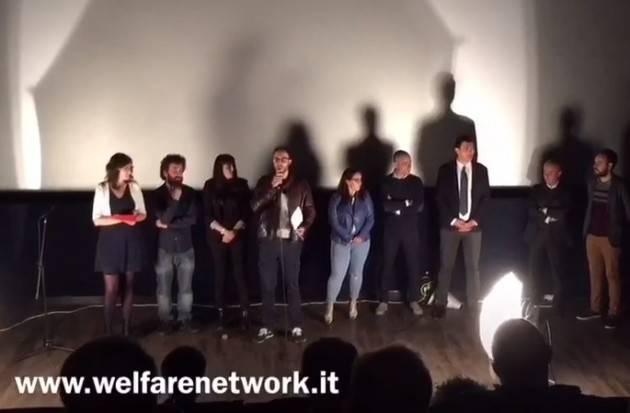 Crema Alla Memoria in corto vince  'Invisibili'  del quindicenne  Marco Valcarcel (Video E.Mandelli)
