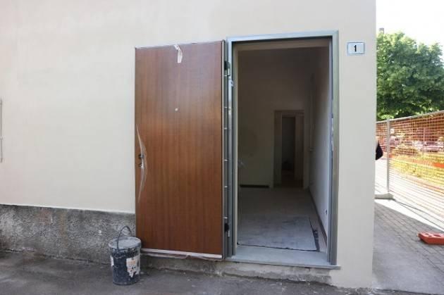 """Quartiere Po, Galimberti: """"Riqualificata la Palazzina di via Vecchia"""""""