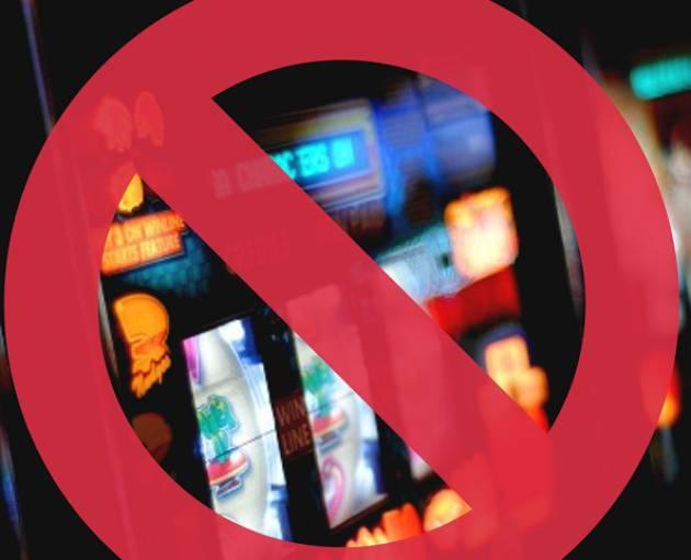 Stop al gioco d'azzardo anche a San Giovanni in Croce
