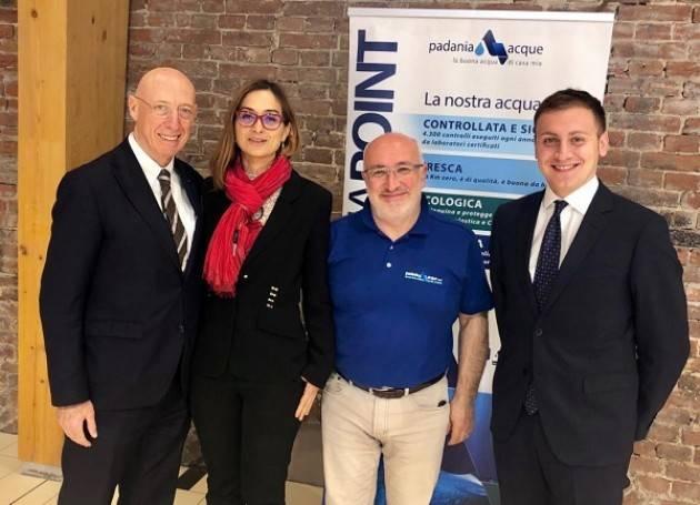 Cremona Padania Acque S.p.A.: assemblea soci approva all'unanimità il Bilancio di esercizio 2018, il migliore di sempre