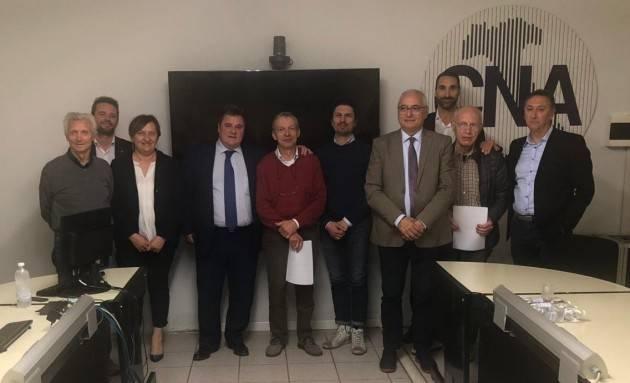 I dirigenti di CNA incontrano i candidati sindaco di Cremona