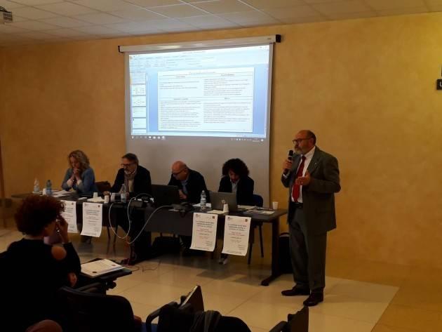 Ricerca SPI CGIL Cremona Le condizioni sociali popolazione anziana in provincia (Video G.C.Storti)