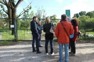 Galimberti soddisfatto Lavori di riqualificazione al quartiere Zaist: centro anziani e Parco Asia