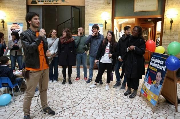 """""""Cremona, si può!"""" anima la Galleria"""
