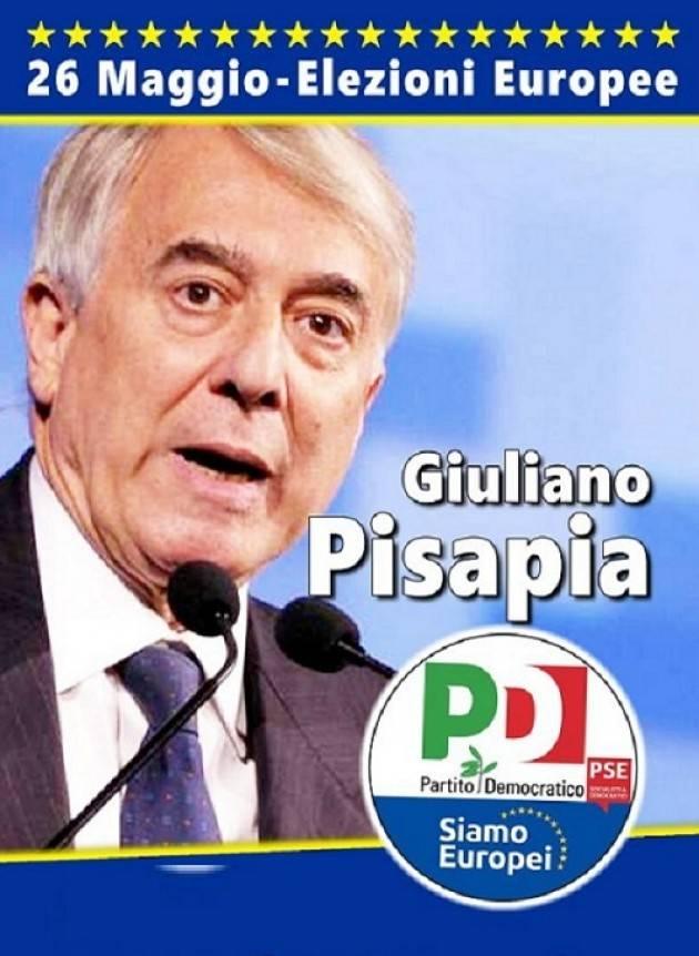 Alle Europee Noi vitiamo Giuliano Pisapia. L'appello di 53 elettori cremonesi e cremaschi