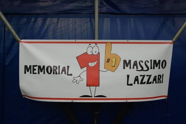 Cremona SI  è svolto , lo scorso sabato 18, il '5°MEMORIAL MASSIMO LAZZARI 'organizzato dai dipendenti dell'acciaieria Arvedi