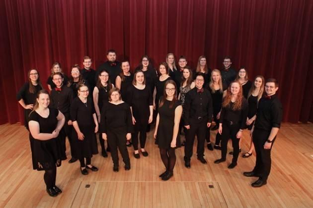 Concerto del Valley City State University Choir a Cremona il 23 maggio