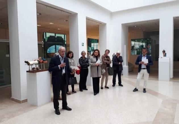 """Inaugurata la mostra """"Attese"""" di Paolo Cristiani"""