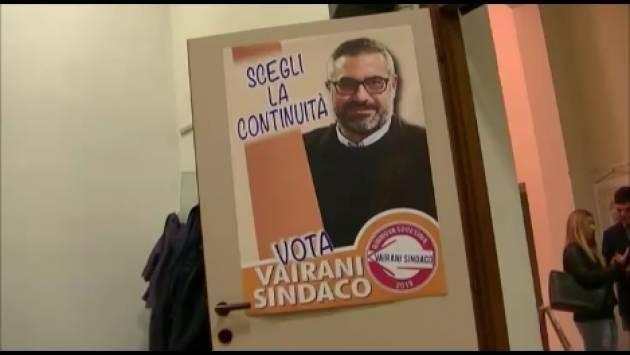 Il 26 maggio vota la continuità , vota RinnovaSoresina2019 , Vairani Sindaco (Video G.C.Storti)