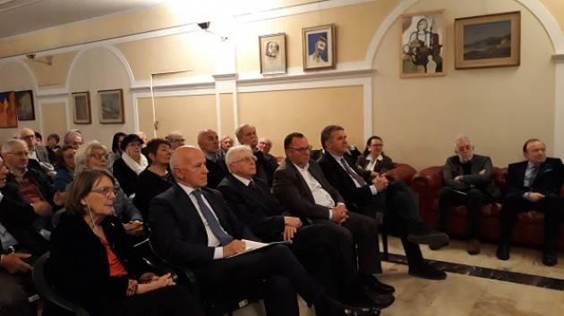 L'ECOSTORIA COPPETTI, L'ULTIMO TESTIMONE PRESENTATA AL FILO LA DOCU-INTERVISTA  PRESENTE VALDO SPINI