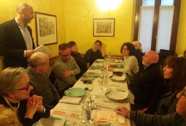 A Cremona una cena contro l'Alzheimer