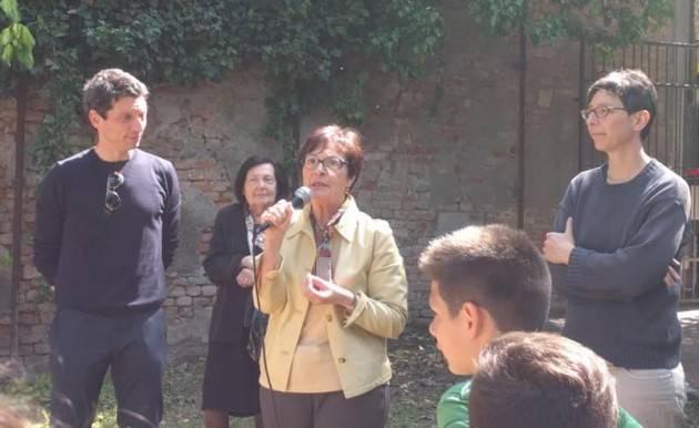 Oltre il giardino un nuovo spazio 'social green' a disposizione dei cittadini cremonesi (Video G.C.Storti)