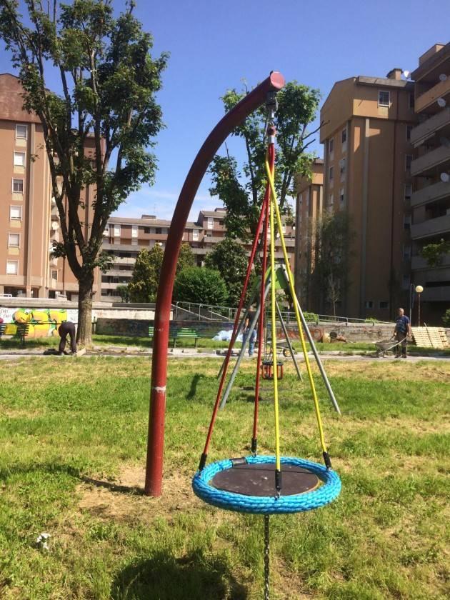 Cremona i lavori di riqualificazione nei quartieri continua . Soddisfazione di Galimberti