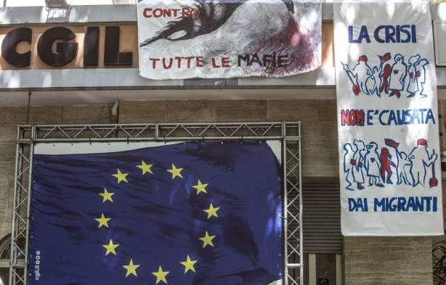 Arte e diritti Cgil: 'È il momento di esporsi'
