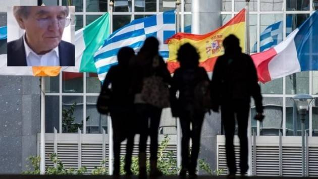 FARINA GIANNI : DOMENICA VOTA PD E PSE, VOTA PER CHI SI BATTE PER UN'EUROPA MIGLIORE, NON TI ASTENERE.