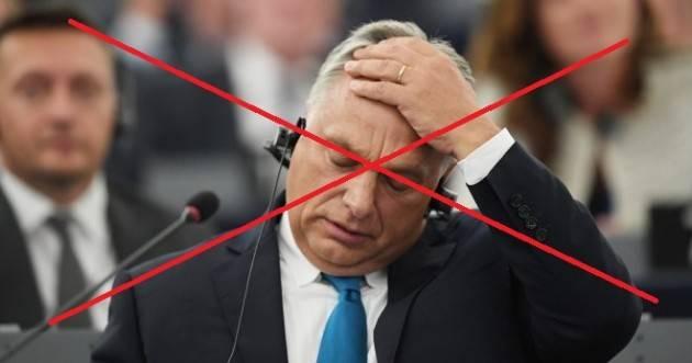 A Budapest la 'fabbrica' del populismo IL SUPERCANNONE DI ORBAN  di Agostino Spataro