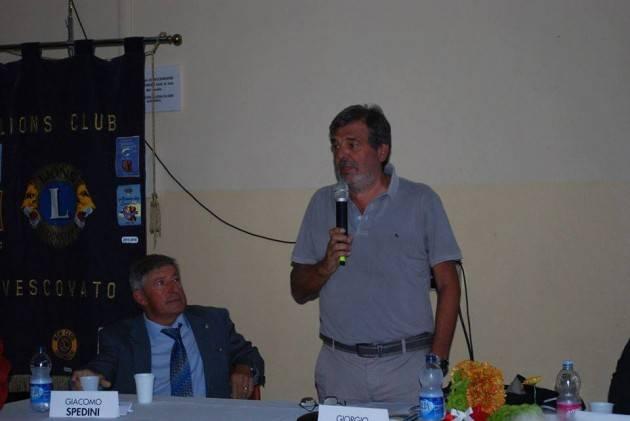 Giorgio Barbieri ( CremonaAttiva per Galimberti): il nostro fiume Po va recuperato alla vita della città
