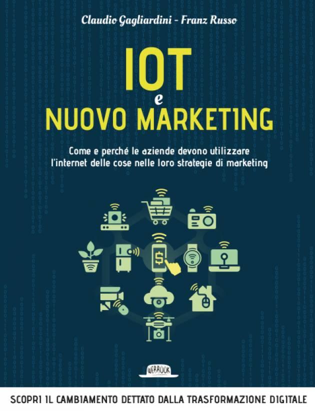 Parte da Cremona  il tour di presentazione del libro 'IoT e nuovo marketing' Evento del 28 maggio