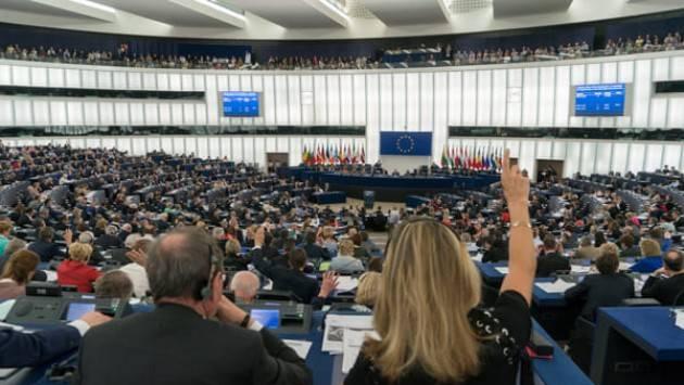 Provincia di Cremona Fac-simile scheda Elezioni europee del 26 maggio 2019 con  la guida al voto