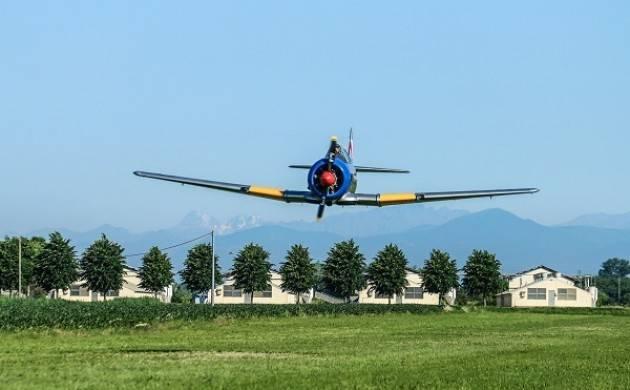 San Martino a Ceresara (Mantova) 2 giugno 2019 Museo Volante Raduno di rari e preziosi aerei storici