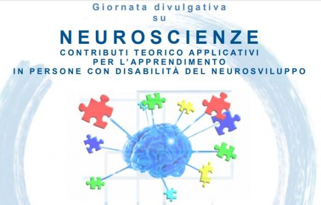 Cremona Giornata divulgativa APPRENDIMENTO IN PERSONE CON DISABILITÀ DEL NEUROSVILUPPO Evento 1 giugno