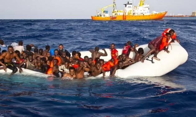 Pianeta Migranti. No al Decreto Sicurezza bis.